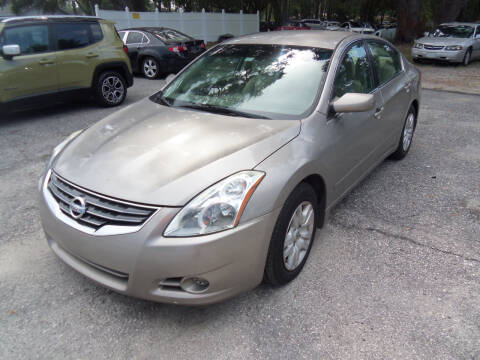 2012 Nissan Altima for sale at ORANGE PARK AUTO in Jacksonville FL