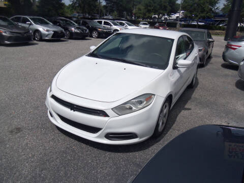 2016 Dodge Dart for sale at ORANGE PARK AUTO in Jacksonville FL