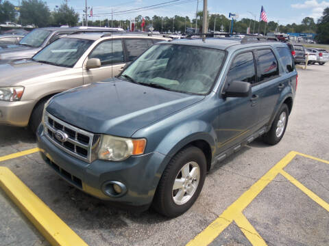 2010 Ford Escape for sale at ORANGE PARK AUTO in Jacksonville FL