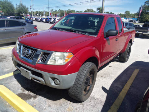 2010 Nissan Frontier for sale at ORANGE PARK AUTO in Jacksonville FL