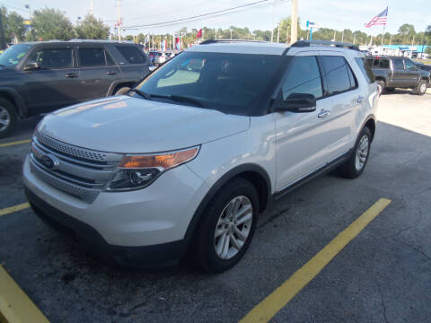 2014 Ford Explorer for sale at ORANGE PARK AUTO in Jacksonville FL