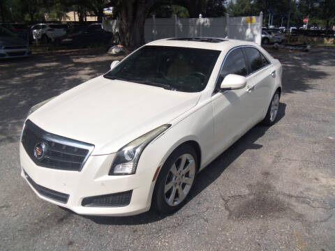 2013 Cadillac ATS for sale at ORANGE PARK AUTO in Jacksonville FL