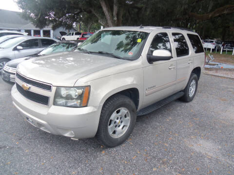 2007 Chevrolet Tahoe for sale at ORANGE PARK AUTO in Jacksonville FL