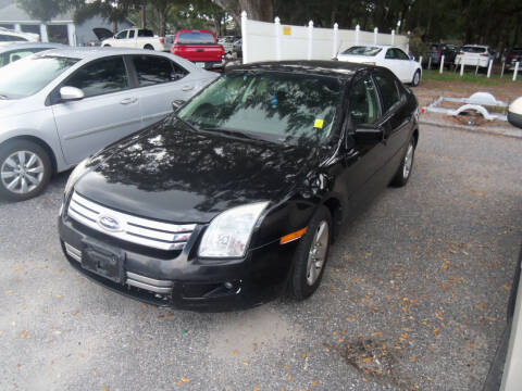 2009 Ford Fusion for sale at ORANGE PARK AUTO in Jacksonville FL