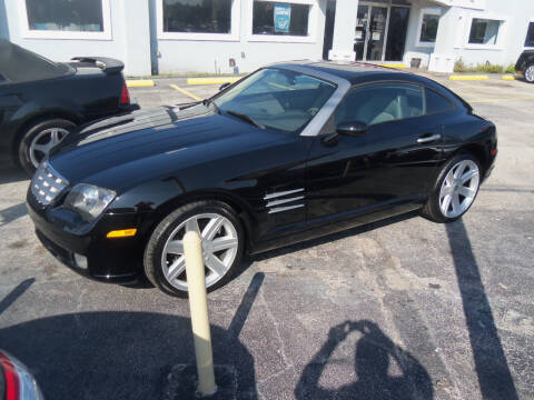 2004 Chrysler Crossfire for sale at ORANGE PARK AUTO in Jacksonville FL
