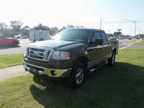 2008 Ford F-150 for sale at ORANGE PARK AUTO in Jacksonville FL