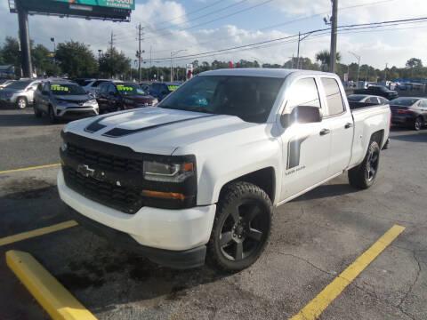 2016 Chevrolet Silverado 1500 for sale at ORANGE PARK AUTO in Jacksonville FL