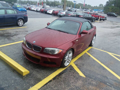 2012 BMW 1 Series for sale at ORANGE PARK AUTO in Jacksonville FL