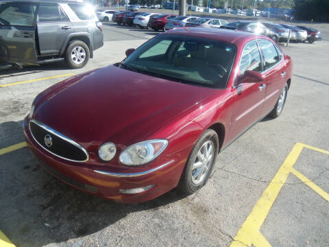 2007 Buick LaCrosse for sale at ORANGE PARK AUTO in Jacksonville FL