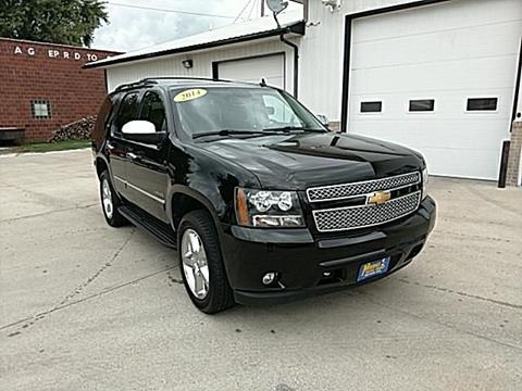 2014 Chevrolet Tahoe for sale in Fort Dodge, IA