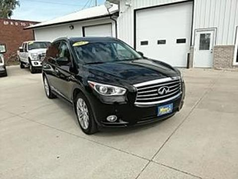 2013 Infiniti JX35 for sale in Fort Dodge IA