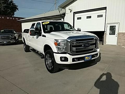2015 Ford F-350 Super Duty for sale in Fort Dodge, IA