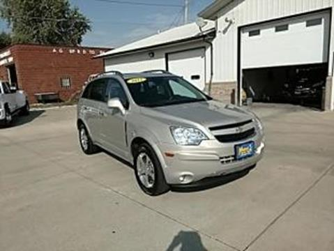 2012 Chevrolet Captiva Sport for sale in Fort Dodge, IA