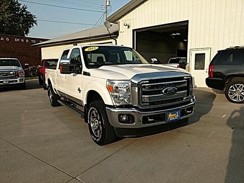 2011 Ford F-250 Super Duty for sale in Fort Dodge IA