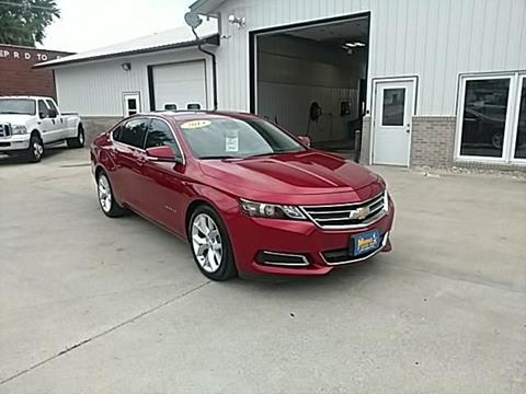 2014 Chevrolet Impala for sale in Fort Dodge IA
