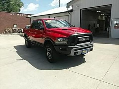 2016 RAM Ram Pickup 1500 for sale in Fort Dodge IA