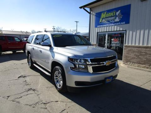 2015 Chevrolet Suburban for sale in Fort Dodge, IA