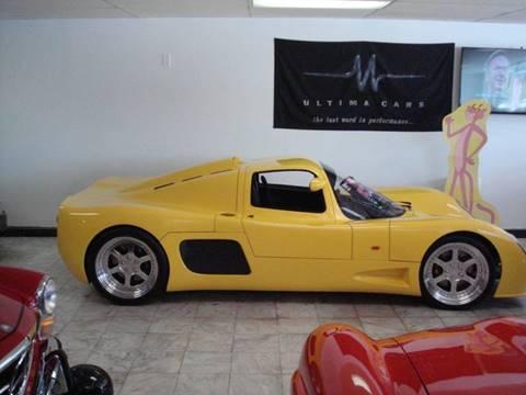 2000 ULTIMA GTR ULTIMA GTR for sale in Pompano Beach FL