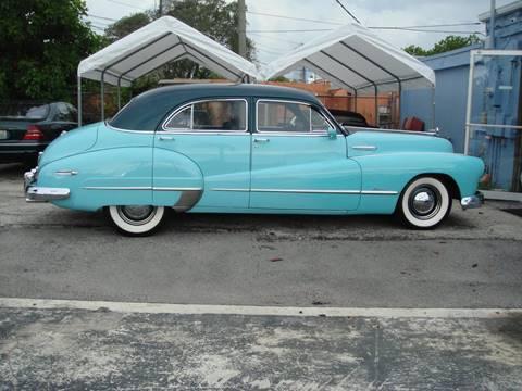 1948 Buick 50 Super for sale in Pompano Beach, FL