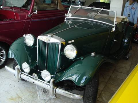 1953 MG TD for sale in Pompano Beach, FL