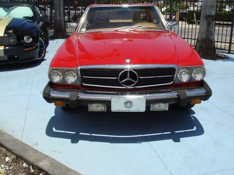 1979 Mercedes-Benz 450 SL for sale in Pompano Beach FL