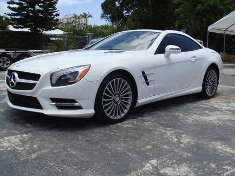 2014 Mercedes-Benz SL-Class for sale in Pompano Beach, FL