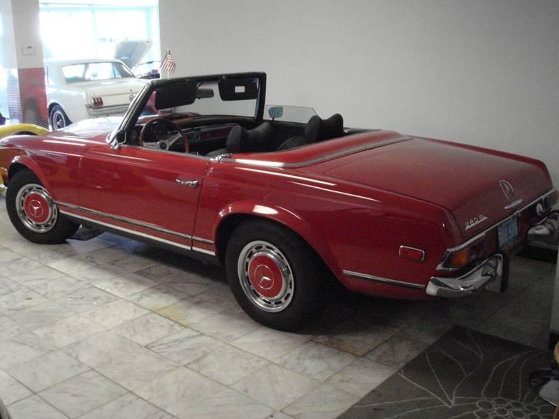 1969 Mercedes-Benz SL-Class In Pompano Beach FL - Auto Critic Classics