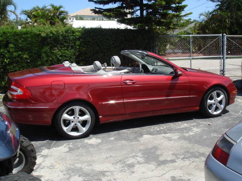 2005 Mercedes Benz CLK For Sale At Auto Critic Classics In Pompano Beach FL