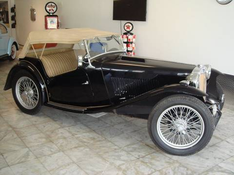 1948 MG TC for sale in Pompano Beach, FL