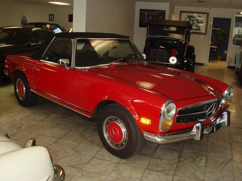 1969 Mercedes-Benz 280-Class for sale in Pompano Beach, FL
