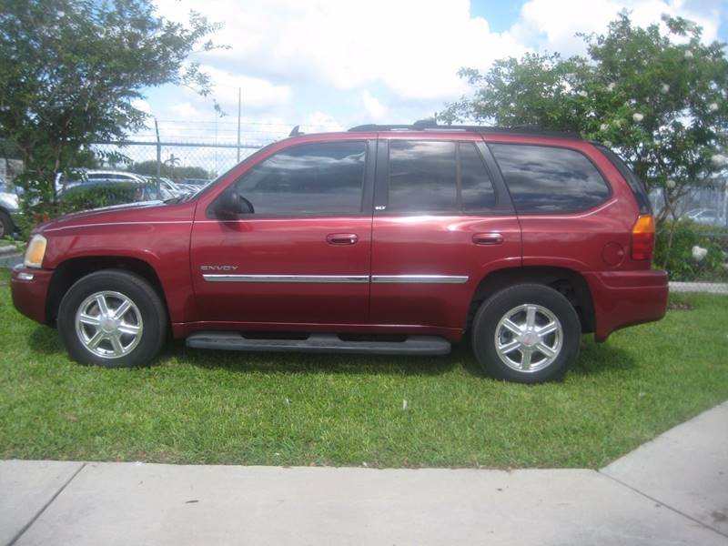 2006 GMC Envoy for sale at Planet Automall in Hollywood FL