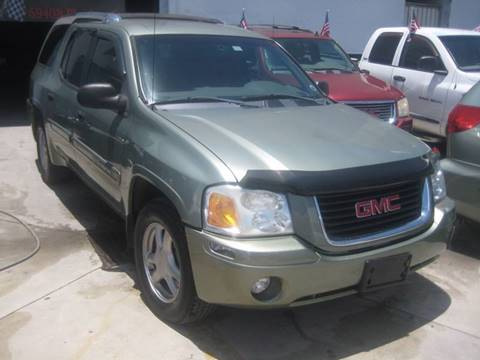 2004 GMC Envoy XUV for sale at Planet Automall in Hollywood FL