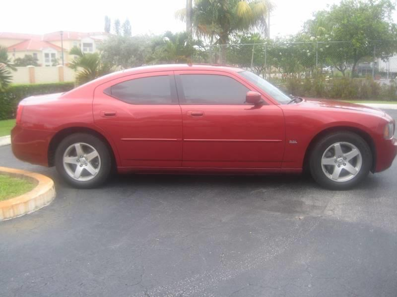 2010 Dodge Charger for sale at Planet Automall in Hollywood FL