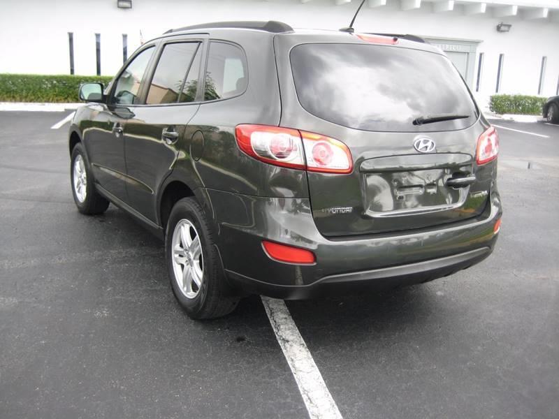 2011 Hyundai Santa Fe for sale at Planet Automall in Hollywood FL