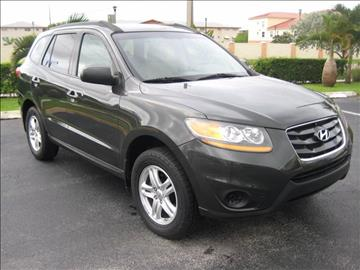 2011 Hyundai Santa Fe for sale at Planet Automall in Hollywood FL