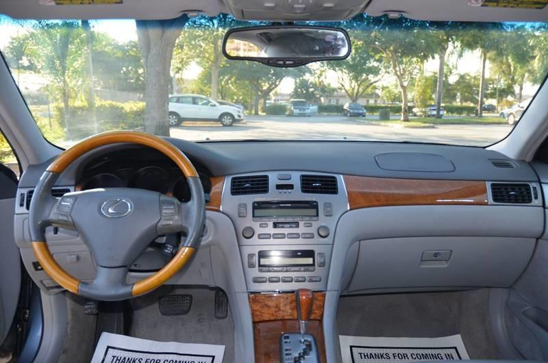 2006 Lexus ES 330 for sale at Planet Automall in Hollywood FL
