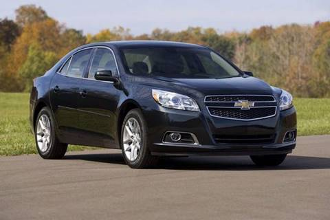 2013 Chevrolet Malibu for sale at Planet Automall in Hollywood FL