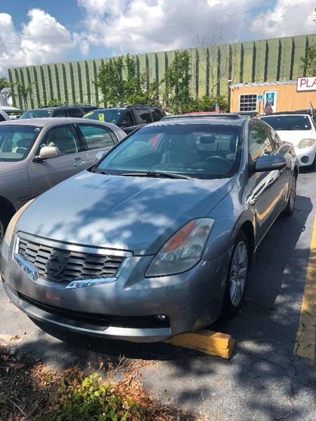 2008 Nissan Altima For Sale At Planet Automall In Fort Lauderdale FL