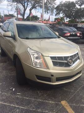 2012 Cadillac SRX for sale in Fort Lauderdale, FL