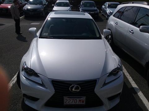 2014 Lexus IS 250 for sale in Danvers, MA