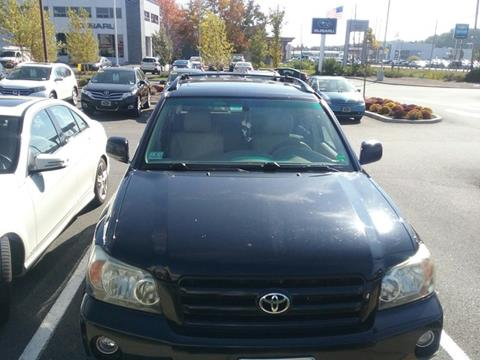 2006 Toyota Highlander for sale in Danvers, MA