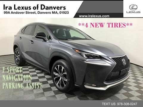 2015 Lexus NX 200t For Sale In Danvers, MA
