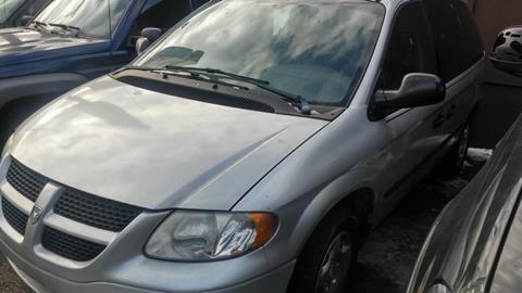 2002 Dodge Caravan for sale in Detroit, MI