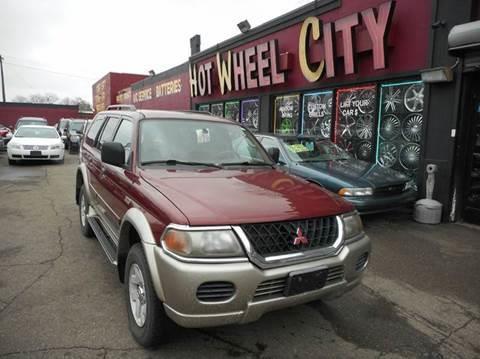 2001 Mitsubishi Montero Sport for sale in Detroit, MI