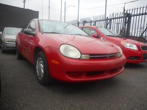2000 Dodge Neon for sale in Detroit, MI