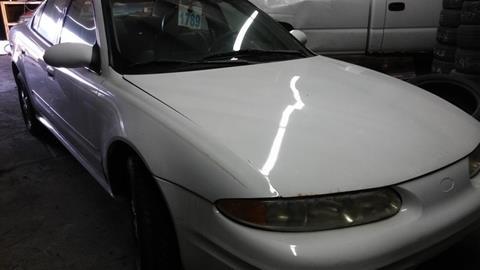 2000 Oldsmobile Alero for sale in Detroit, MI