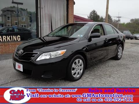 2010 Toyota Camry for sale in Kingsville, MD