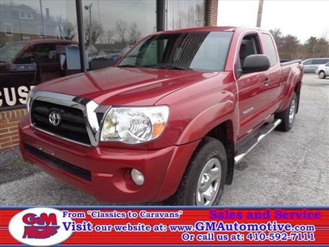 2007 Toyota Tacoma for sale in Kingsville, MD