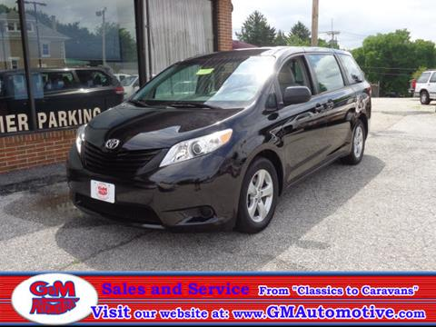 2011 Toyota Sienna for sale in Kingsville, MD