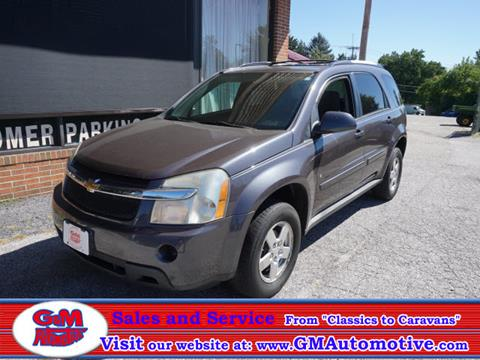 2007 Chevrolet Equinox for sale in Kingsville, MD